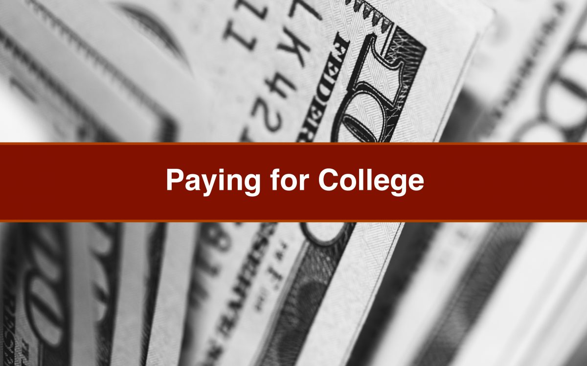The Secret To Saving Money When Paying for College